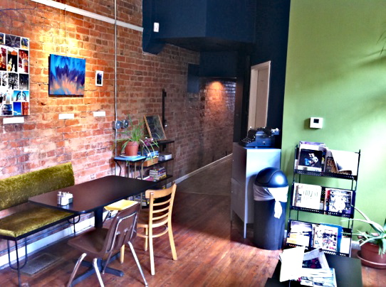 Here. Sidewinder Coffee   Tea   Cincinnati  OH   The Coffee House Odyssey